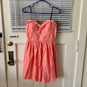 Pink Sweetheart Strapless Modcloth Dress NWT Sz M
